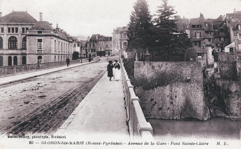 Pont Sainte-Claire