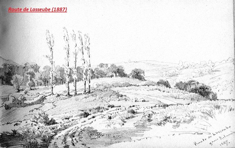 Route de Lasseube (1887)1