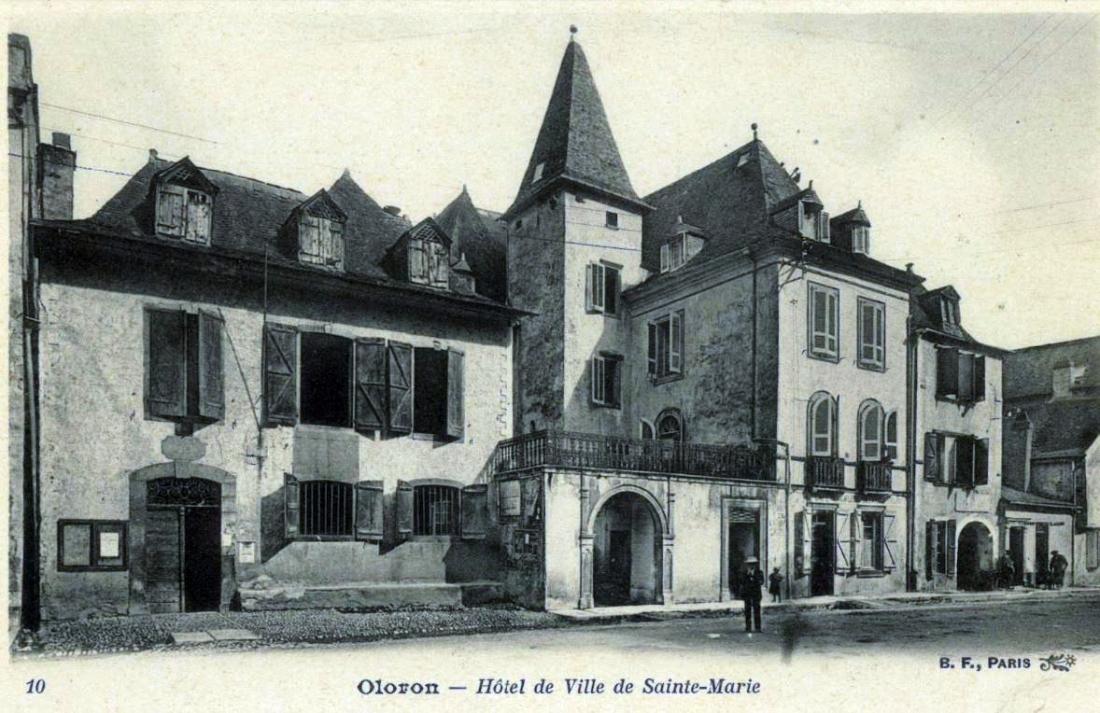 L'Hôtel de ville de Sainte-Marie